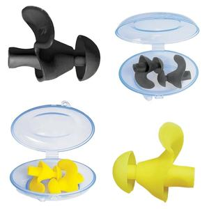 Mystyle waterproof soft silicone ear plug for swimming