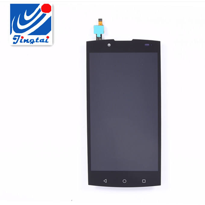 Hot selling 5 inch lcd display module TFT IPS landscape 40PIN RGB Interface wide temperature -30~85