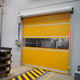 shenzhen pvc rapid roll up environmentally friendly materials high speed door