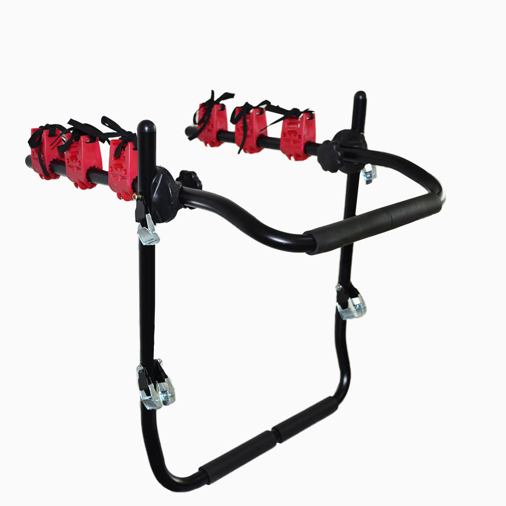 Outdoor Car Rear Storage Stand Carrying Rack For Mountain Bikes