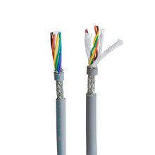Kingmaking High flexible aluminium covering twisted control cable for robot system and industrial assembly line used