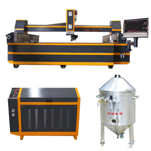 2020 CNC High-Tech AC 5axis Water Jet Cutting Machine Cutter CNC 5 Axis For Marble