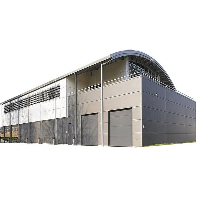 2020 steel fabrication pre-engineered workshop and prefabricated steel structure building