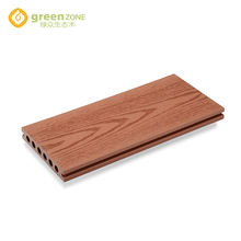 Antifouling villa deck composite wpc decking wood grain floor tiles