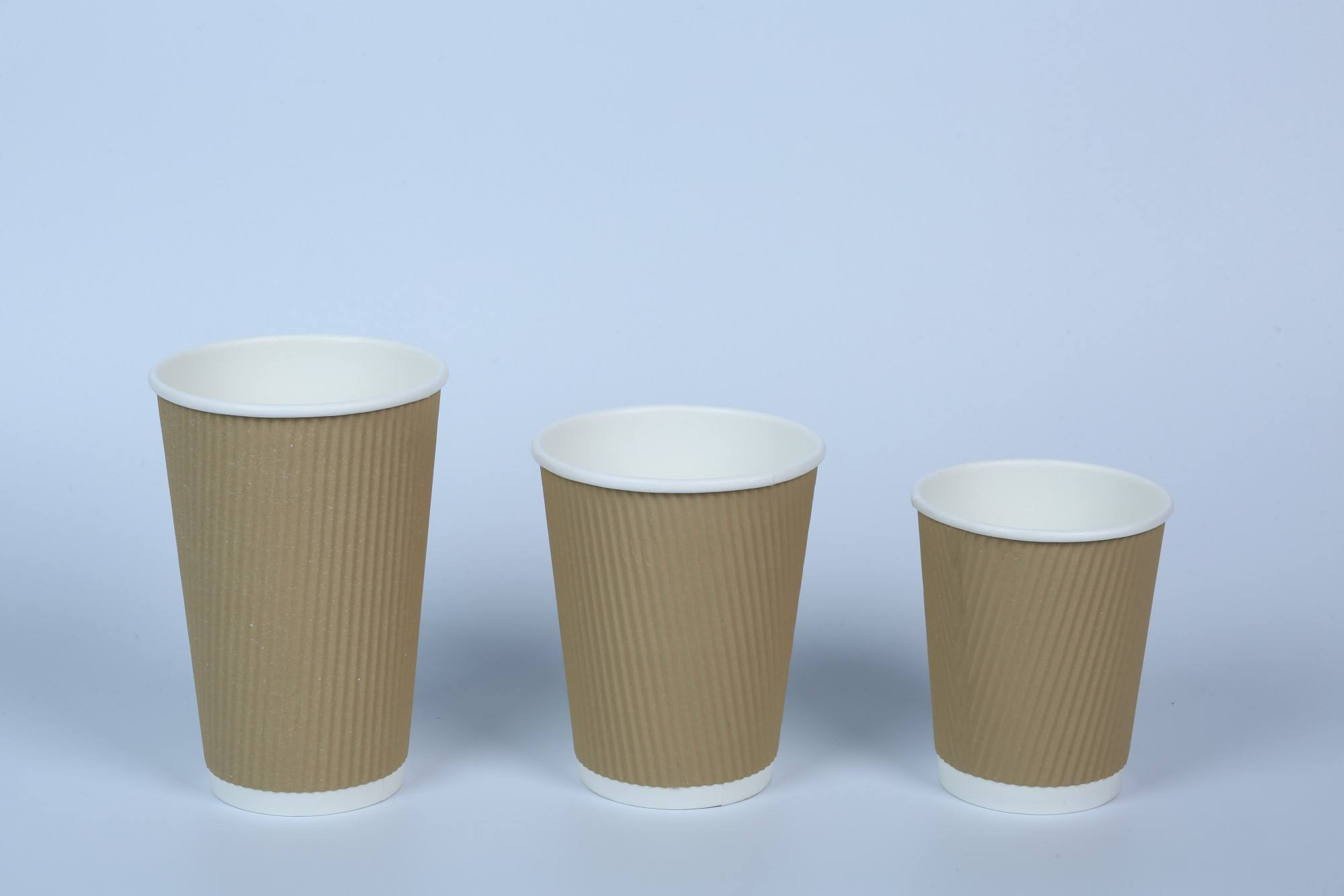 Hot Sale Biodegradable Disposable Milk Tea Cup Custom Coffee Paper Cup Packaging