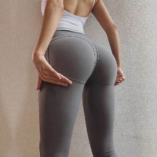 hot sale Womens gym leggings brazilian scrunch butt yoga pants