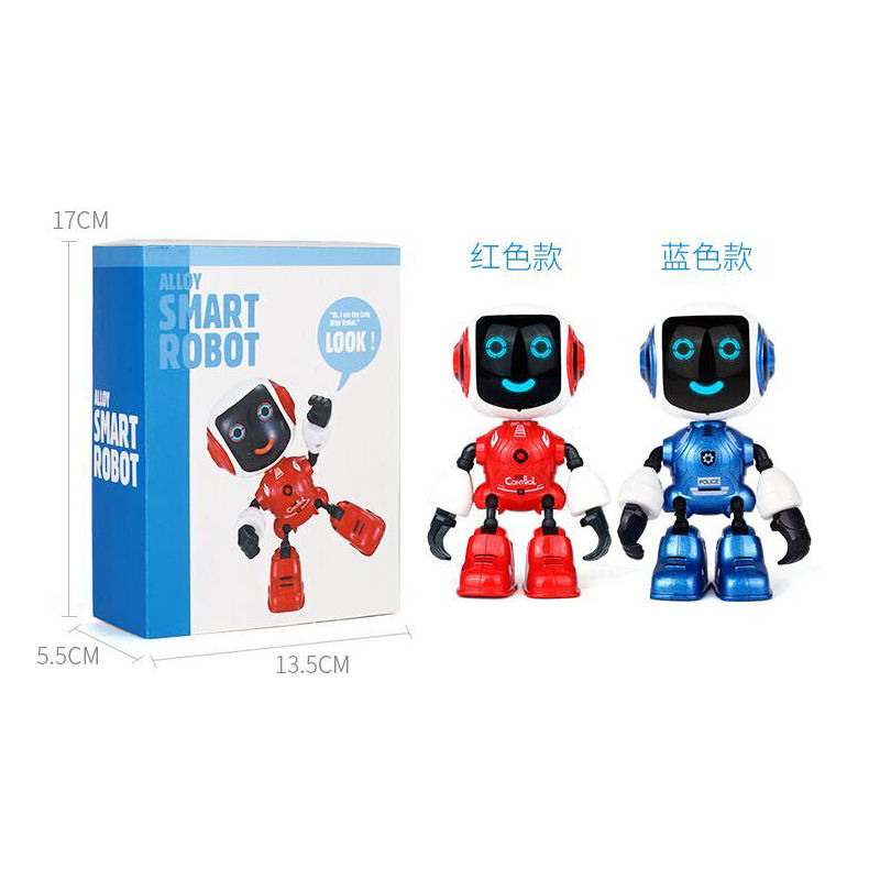 Kids Dansen Transformable Programmeerbare <span class=keywords><strong>Auto</strong></span> Ubtech Transformeren Alpha 2 Speelgoed Intelligente Robot