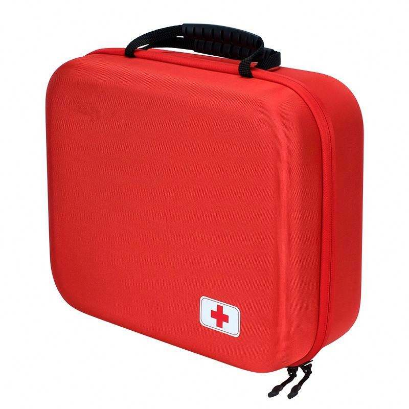 Survival Bag For Emergency Kits Military Plastic Box Medical With Car Pet Individual Logo A First Aid Kit Dongguan-City Risen