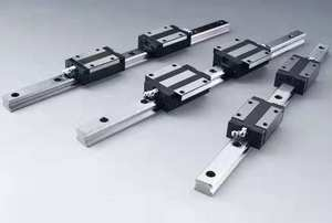 China fabrik CNC linear guide schienen 25mm liner guides HGR25 hexe können fit HIWIN linear motion system CNC guide schiene und lager