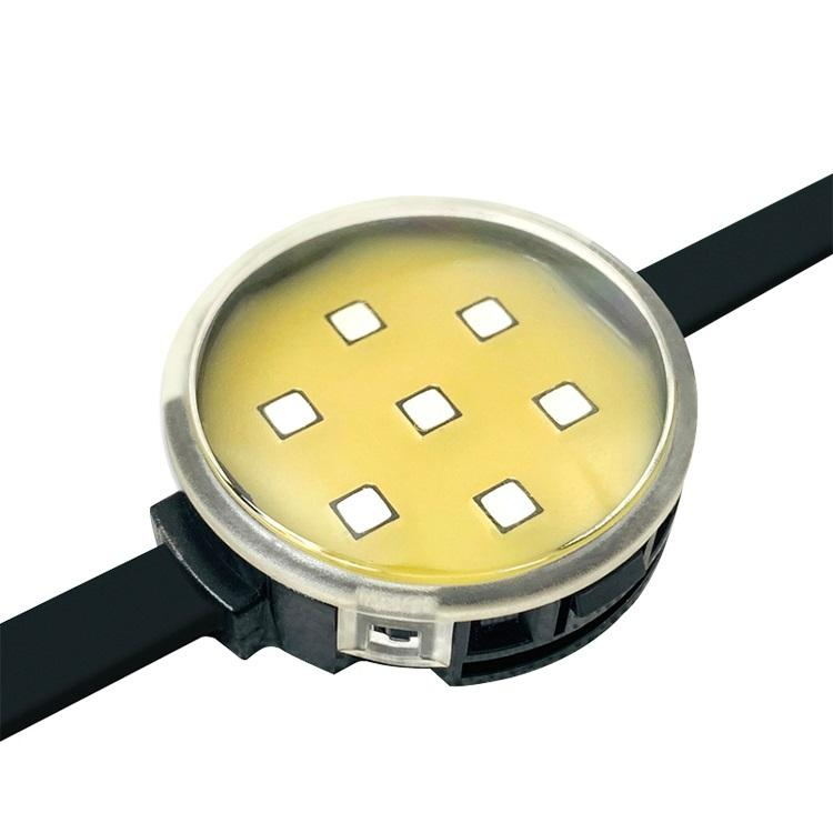 China Manufacturer Expansive with high quality 2W led point mining square pixel point led light