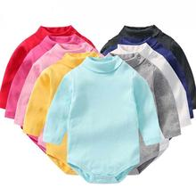 New Born Long Sleeve Kids Jumpsuit Boy Girl Clothes Infant Onesie Costume Baby Romper