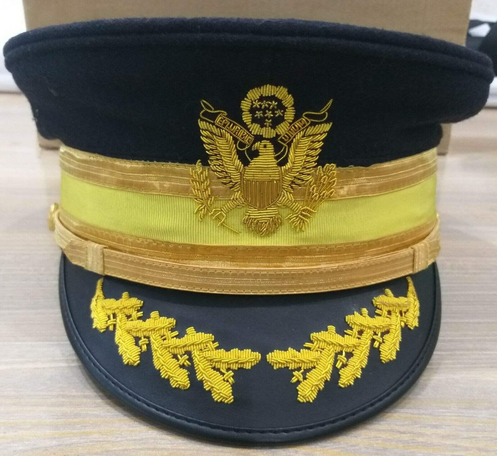 amarillo Country Usa caballeria banda de sombrero