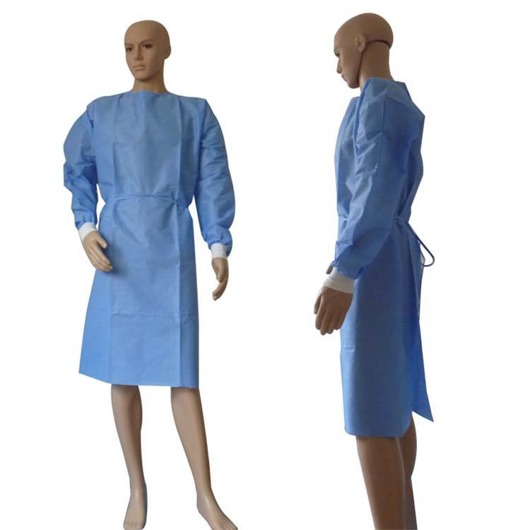Disposable Isolation Gown High Quality Disposable Isolation Gown Medical Clothing