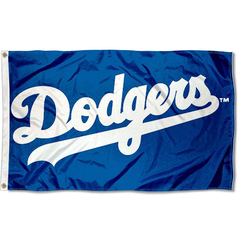 3x5FT MLB Los Angeles Dodgers Flagge Banner