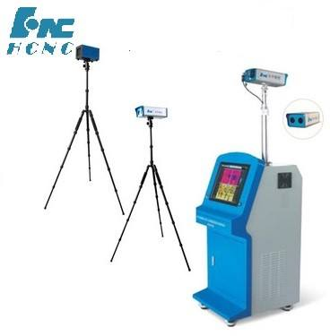 Infrared thermal imager fever thermal camera used in airport metro school enterprises to contain disease