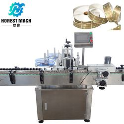 Chinese factory sticker labeling machine In stock