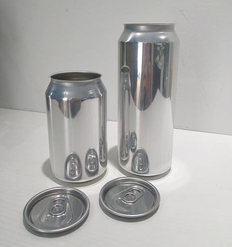 FEST aluminum beer cans juice drink bottles lid 250ML 330ML 500ML soft drinks tins portable water aluminum cans with widget