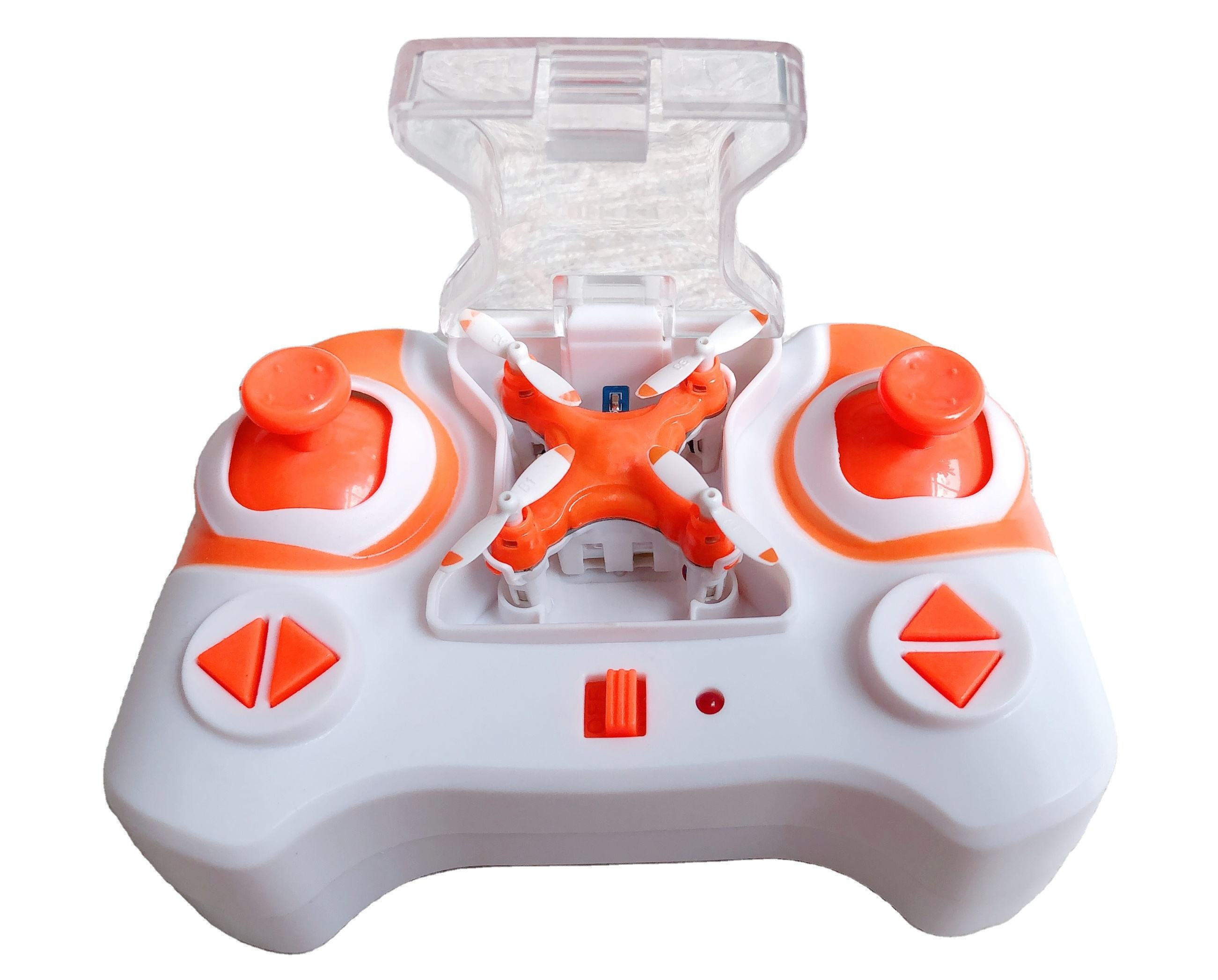 SKYKING SG-F1 Radio Control Toys Low Price Portable Pocket Long Range Quadcopter RC UFO Aeroplane Children's Day Gifts(Orange)