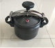 3L High Quality Eco-friendly Aluminum Hard Anodized Pressure Cooker For Meat 18cm