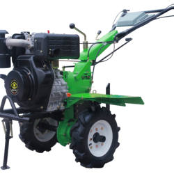 Soil tillage 4.5HP 5HP 6HP 8HP power tiller with diesel engine or gasoline engine for choice in good price and good quality