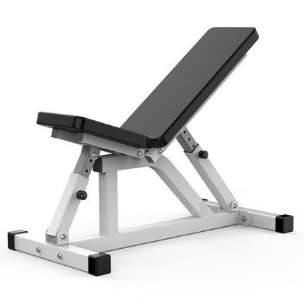 Adjustable Dumbbell Sit Up Weight Bench for home use