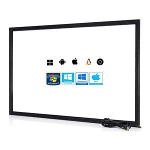 Groothandel Oem 43 Inch Infrarood Touch Screen Overlay Kits Voor Open Frame Monitor