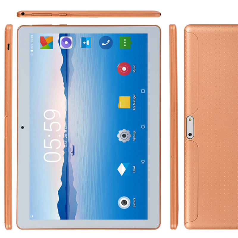 OKAI Hot selling '' Tablets 1280*800 IPS Touch Screens 16GB Rom 10.1 Inch Android Tablet PC