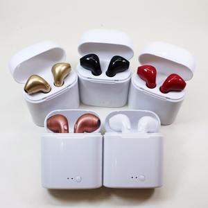 Best quality Mini Wireless Headphone I7s Tws/I88 /I9s Tws/I12 tws Bt Earphone Wireless Earphones