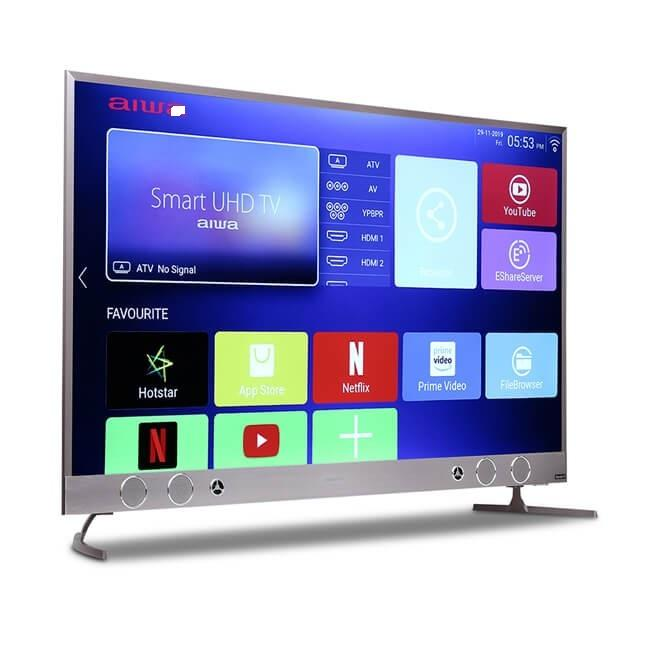 Manufacturer 55 inch led tv 4k UHD smart tv
