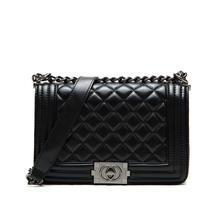 cheap low price black cross body luxury  purse handbag for Women