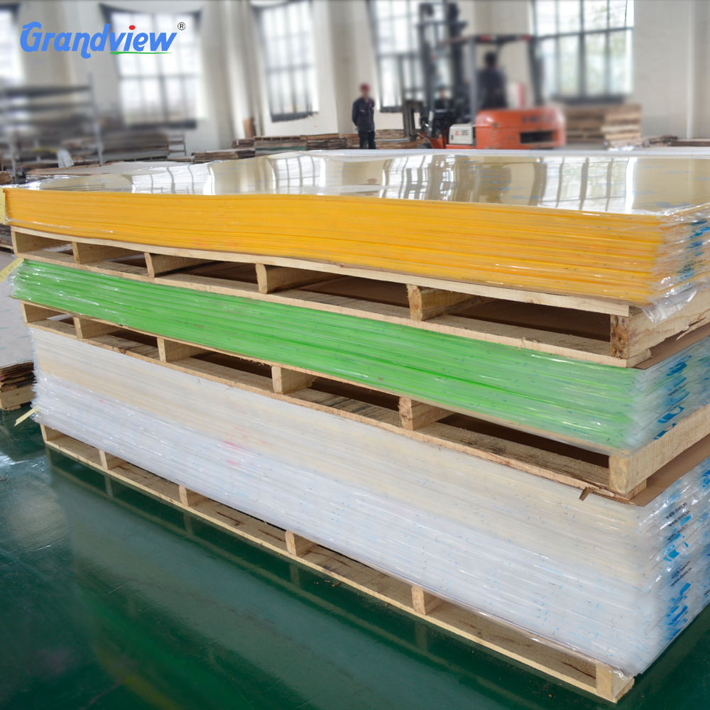 multi-colored acrylic sheet factories in china