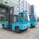 multifunction fork lift machine 3 ton electric forklift side loader