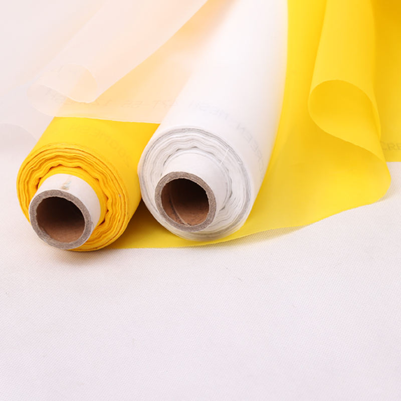 Silk Polyester Screen Printing Mesh For T-shirt Printing