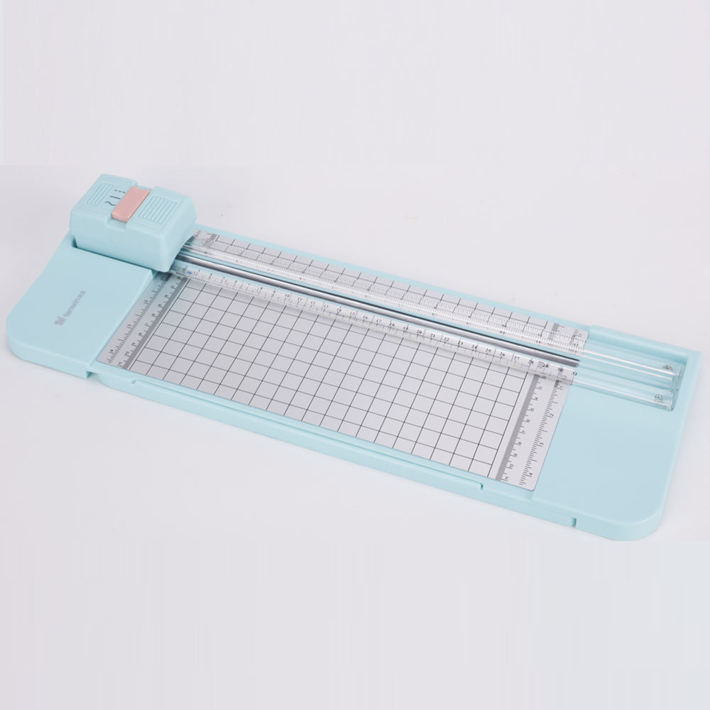Paper Trimmer 12' Craft Personal Stationery Paper Trimmer For Art And Craft Office And School Use In Straight Blade