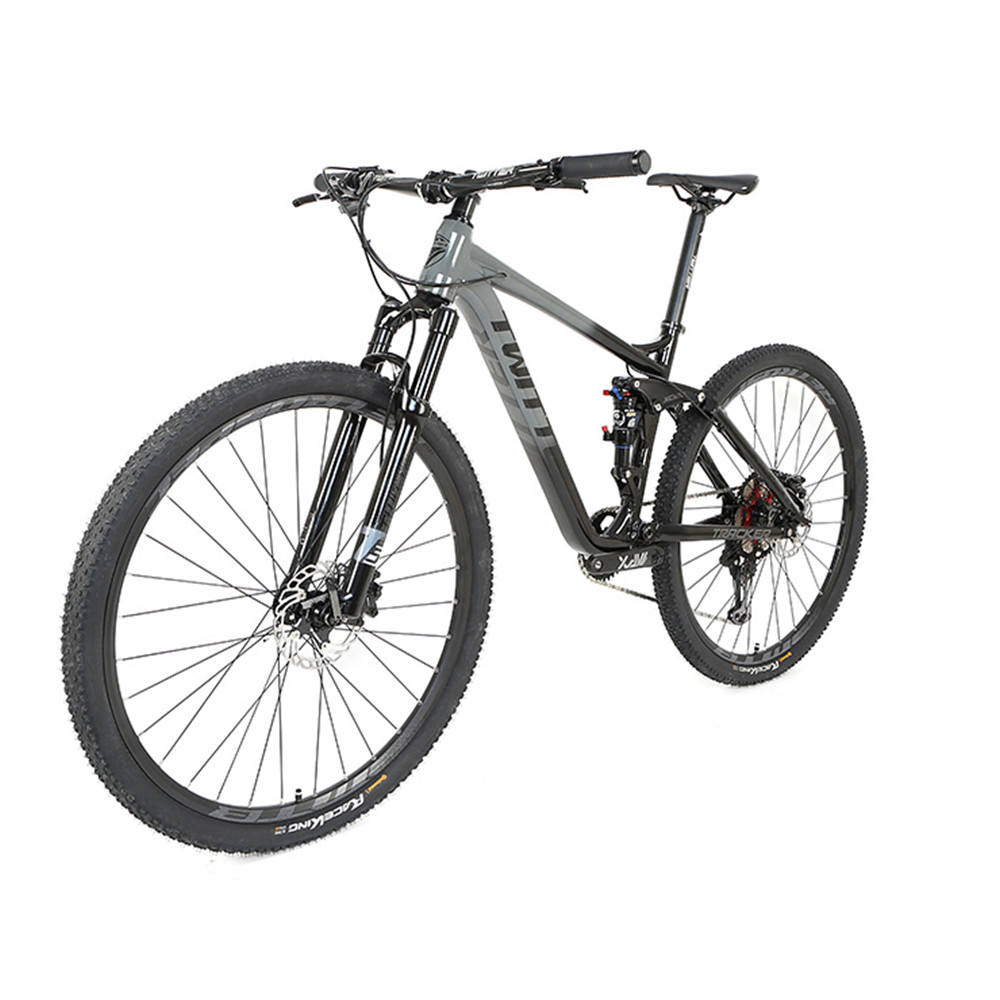 SHlMANO M8100 12S alloy full suspension twitter china mountain bike bicycle 29