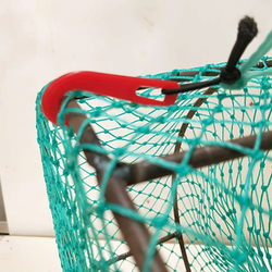 The original factory produces high quality plastic crab cage hook crab cage fishing gear accessories
