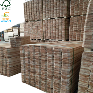 wholesale solid Chinese cedar wood fence picket price lowest