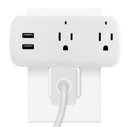 OEM Fabriek Wifi Smart Plug EU ONS UK Standaard Tuya Power APP USB Smart Socket Met 2 Outlets