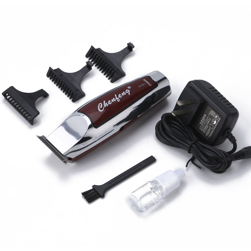 Best Body Cordless Rechargeable Barber Clippers Professional Electric Hair Trimmer Flat Iron 2019