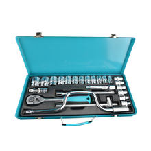 "Wholesale 24pcs 1/2"" socket set car repair hand tool kit"