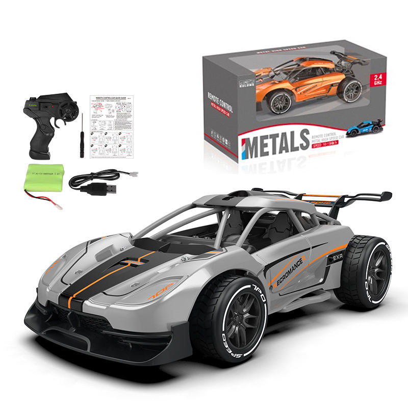 2.4GHz new design 1:16 fast and furious rc drift car and professional rc racing remote car for kids play outside