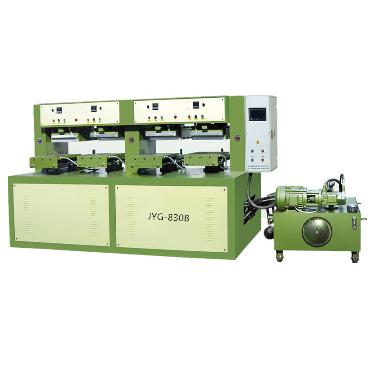 Honglong machine HL-830B Automatic EVA slipper insole embossing moulding machine low price