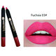 Matte Liquid/gel Lipstick Waterproof Sexy Lip Tint Pigment Cosmetic Long Lasting Lip Gloss