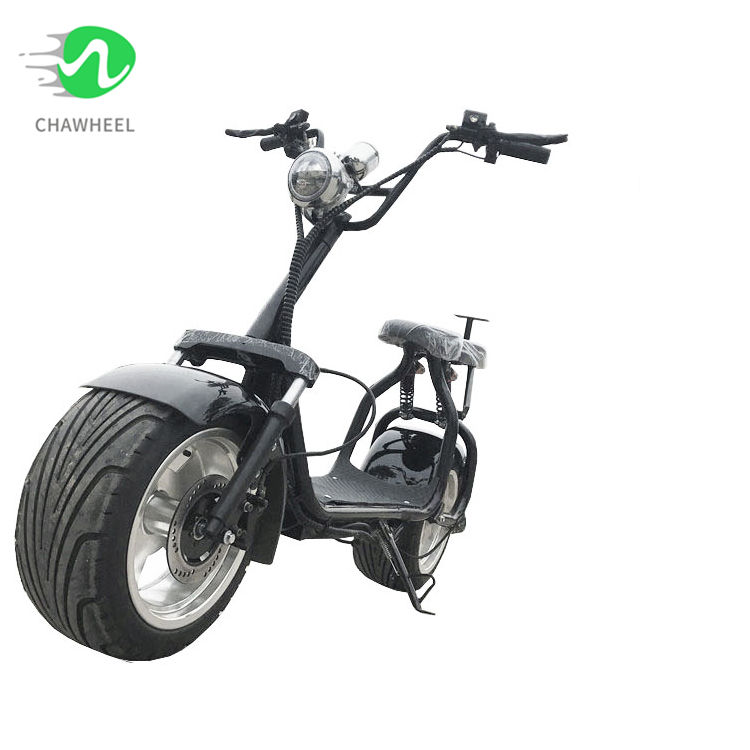 Chawheel Cheap e roller 2 wheel electric mobility scooter 1500W e scooter offroad e-scooter for adult
