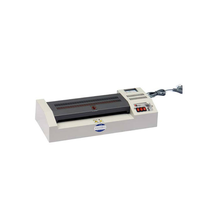 JP-320 A3 size photo pouch lamination machine with cooking fans