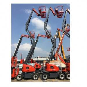 Cherry Used Manlift Picker Man Lift For Sale