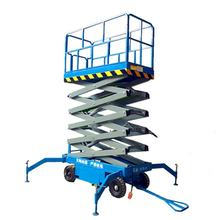 High Quality and Top Brand Hydraulic Mobile Scissor Lift Table,Elevated work platform
