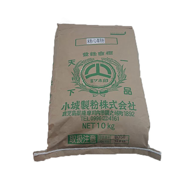 Japan gluten-free no wheat flour used sweet brown rice flour