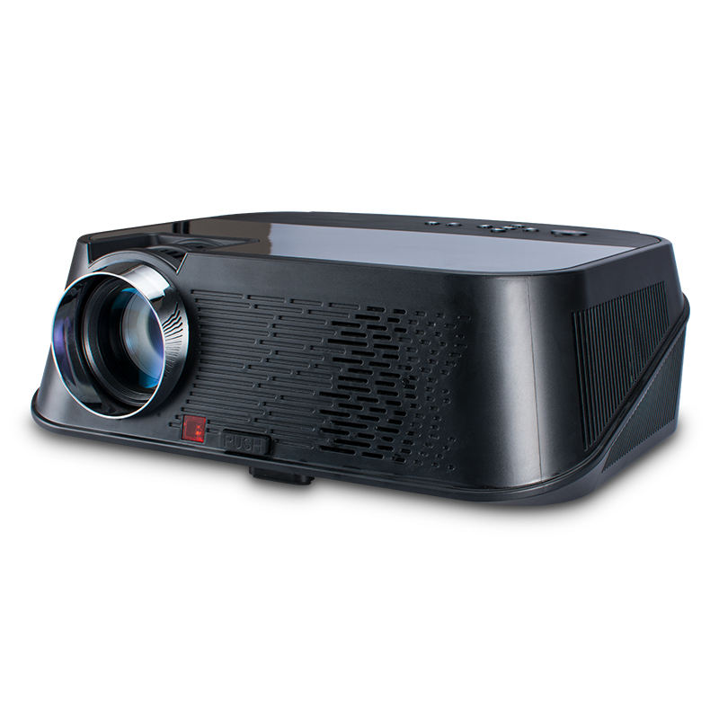 NEW HD projector 4k led active 3D function sale for classroom teaching Home theatre projector