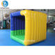 Inflatable Land Rolling Cube Human Walking Flip-It Game for Team Building